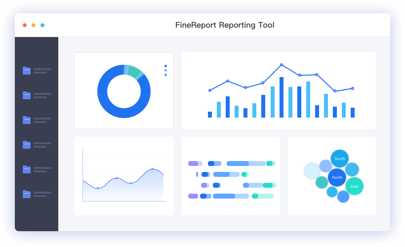 Solve complex reports