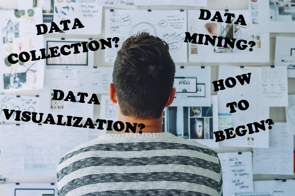 Make data productive—an easy way from data extraction to data visualization