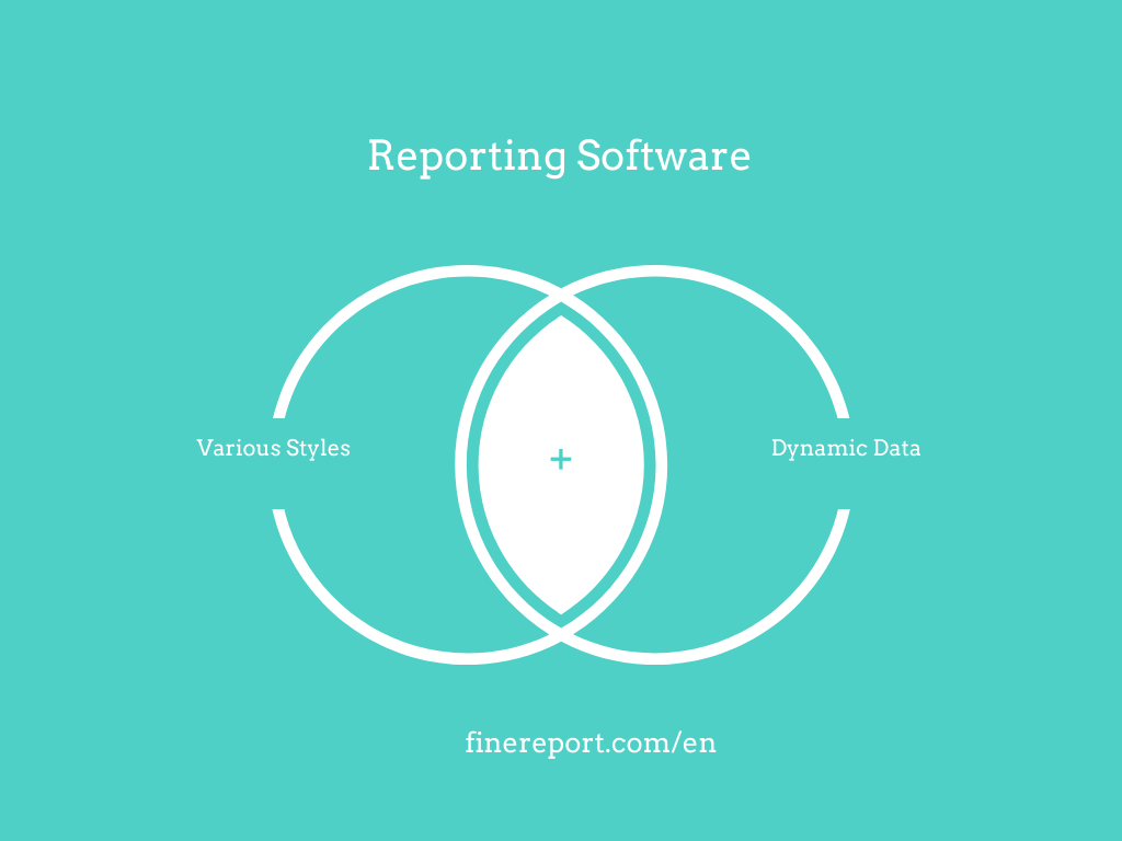 what is reporting tool