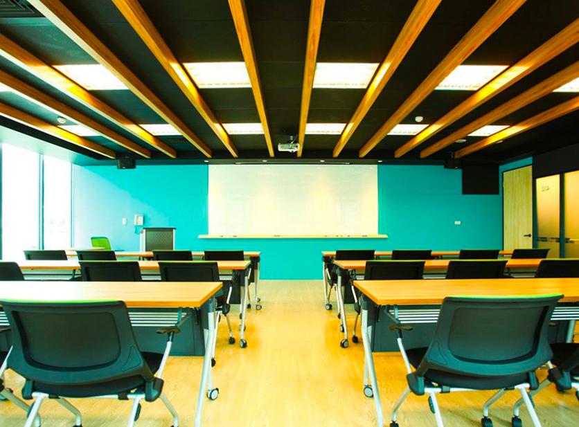 內湖科學園區的創新未來教室